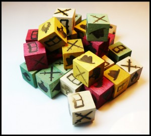 Hand-Made, Award-Winning Board Game to be Demonstrated at ChiTAG
