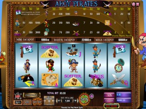 "CasinoWebScripts Announces ""Ahoy Pirates"" Slot Game Is Now Available"