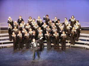 """Championship Chorus has """"Something to Talk About"""""""
