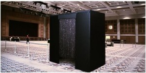 Photo booth rentals the new must have at corporate events.
