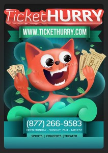 Enjoy Spring Break Savings With TicketHurry