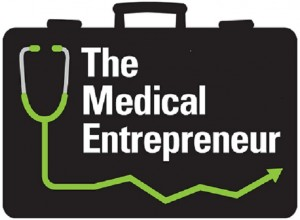 The Medical Entrepreneur Kindle ebook Ends Week as Number One