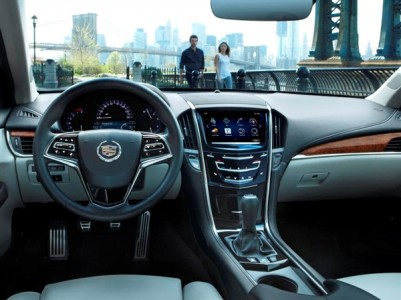 2015 ATS Coupe Receives CUE Collection With New Cadillac App Store