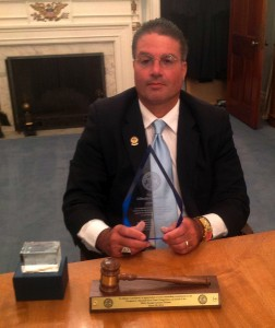 First Hispanic-American to receive the FBA's Lifetime Achievement Award