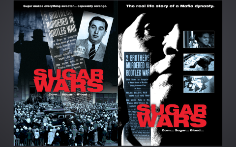 "iTunes releases, ""THE SUGAR WARS"" A Mafia Documentary on APRIL 1st 2014"