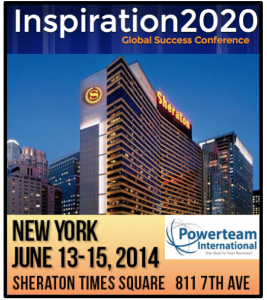 NYC Entrepreneur Event of the Year June 13-15 – Inspiration Success Conference