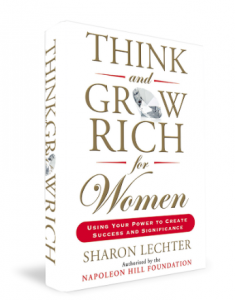 "NEW Book ""Think and Grow Rich for Women"" to Launch in the Big Apple!"