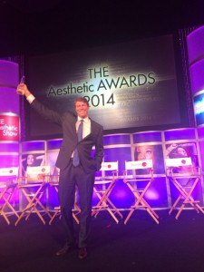 Las Vegas Surgeon Wins Top Award at THE Aesthetic Show