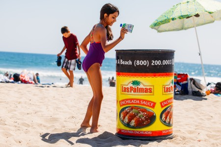 Las Palmas® Authentic Enchilada Sauce Partners With Adopt A Beach