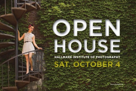 Hallmark Institute of Photography Opens Its Doors to Prospective Students