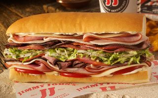 Lawsuit Accuses Jimmy John's of Requiring Employees To Work Off The Clock