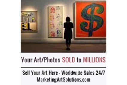 Leading Art Marketing Website Provides Secrets to Success Selling Artwork Online