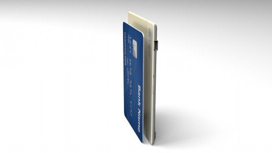 Slimger™: The World's Slimmest iPhone and Android Charger