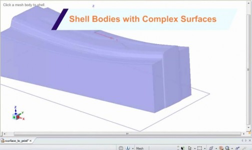 Spaceclaim Produces 3D Printer Software Module For Standard Format Files