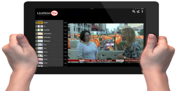 LiveNow! Apps wants to give you your very own TV Channel.