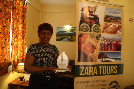 Zara Tanzania Adventures Recognized as the Best Tour Company of the Year