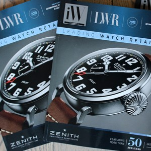 iW Magazine Releases 10th Edition of Leading Watch Retailers