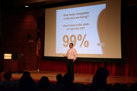 Harris School of Business Welcomes Career Readiness Expert Rick Sears