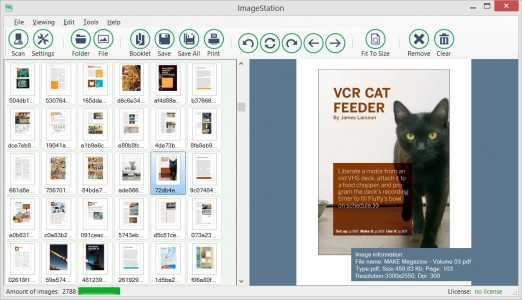 Software Simplifies of daily tasks for working with images and documents