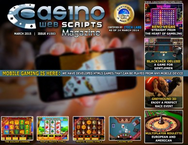 CasinoWebScripts Goes Mobile: Slot Games Now Available