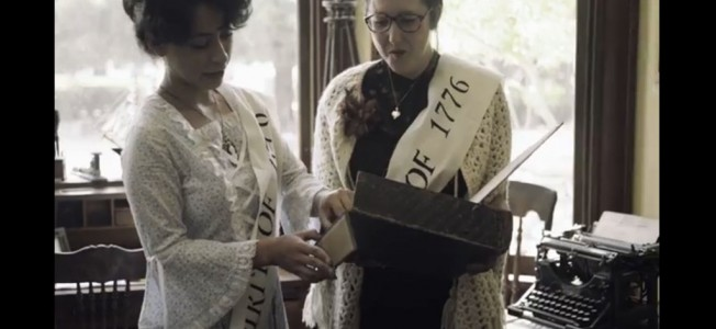 """Spirit of 1776″ Music Video Celebrates Women's History Month!"