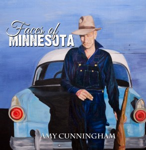 Minnesota artist publishes Faces of Minnesota book to accompany show
