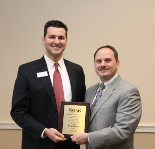 Neal Tipton of NFM Lending Wins SMAR Affiliate of the Year Award