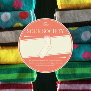The Sock Society: Sock Delivery Service That Donates to Nonprofits