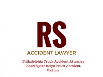 Rand Spear Philadelphia Auto Accident Attorney Helps