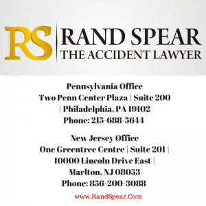 Rand Spear Philadelphia Auto Accident Lawyer Offers Tips for Auto Accident Victims