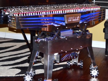 Arpeggio the Piano SuperDroid-The Worlds first Piano Playing Robot!