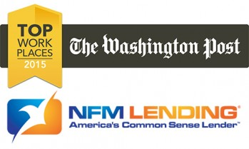 NFM Lending Named a Top Workplace in the Washington, D.C. Area