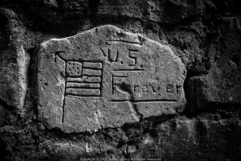 WWI Soldier's Patriotic Carving Found under Western Front Battlefields