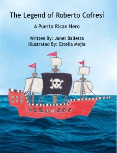Enchanting New Children's Pirate Book Debuts