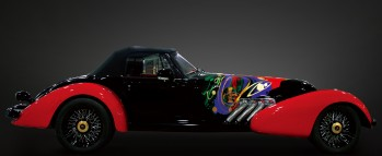 DiMora Motorcar Turns Cars into Canvas