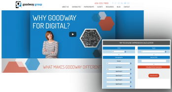 Goodway Group Unveils Target Rating Points Calculator