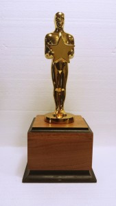 What Would a Solid Gold Oscar Trophy Be Worth?
