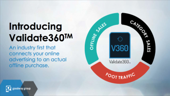 Goodway Group Debuts Validate360™