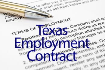 Texas Employment Contract: 8 Key Terms for Employers by Dallas Employment Lawyer