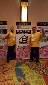 John Beal Roofing Presented with Prestigious Bright Star Award