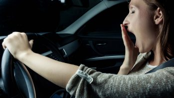 NHTSA Estimates Show Drowsy Driving May Be Tied to 1.2 Million Crashes Each Year