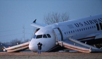 Pilot Error Caused US Airways Crash That Forced Emergency Evacuation