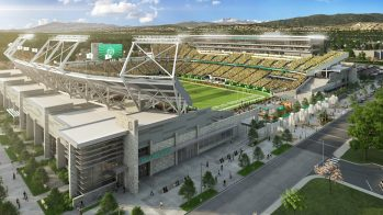 Lerch Bates Awarded Elevator Contract For New Colorado State University Stadium