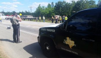 Montgomery County 18-Wheeler Crash Kills Three, Critically Injures Child
