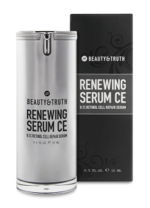Renewing Serum CE Rebrands For Larger Market Grab