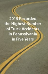 Truck Crash Cases Different Says Philadelphia Car Accident Attorney Rand Spear