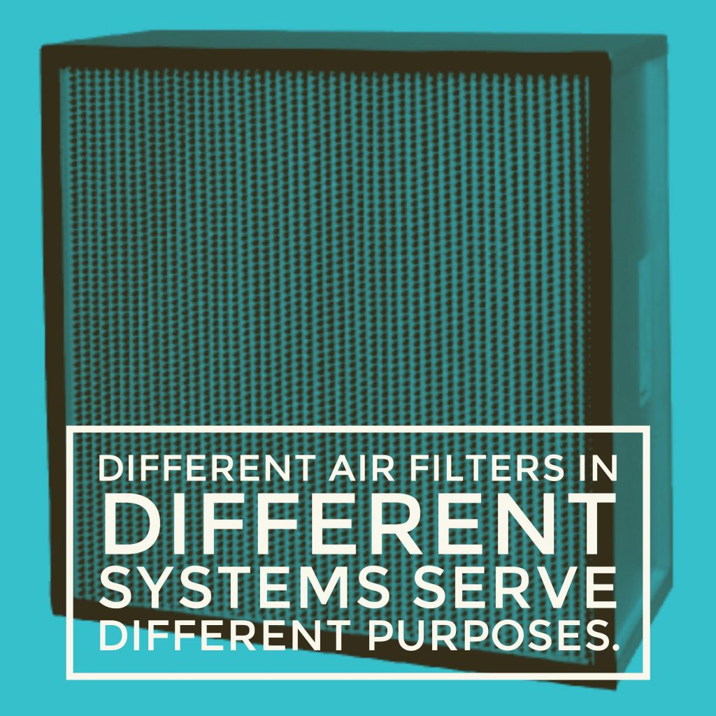 How to Choose the Right Commercial Air Filter