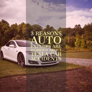 1800 Car Wreck Explains Reasons Auto Experts Are Worried About Tesla Car Accidents