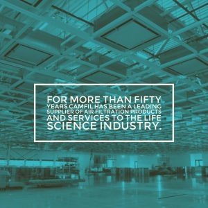 A Look Inside Life Science Cleanrooms By Air Filtration Leader Camfil USA