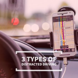 What Happens When A Truck Driver Is Caught Driving Distracted?